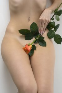 Beautiful young massage therapist enjoys herself when giving erotic massages to her clients